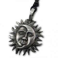 Taschenanhänger|Sonne-Mond Anhänger