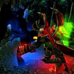 Warcraft III: Illidan gegen Tichondrius