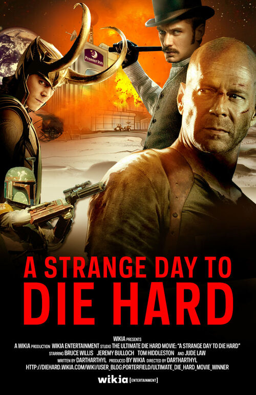 Ultimate Die Hard Poster-HIRES