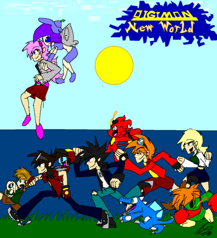File:DIGIMON New World POSTER 1.PNG