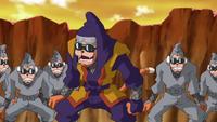 6-23 Etemons (Ninja uniform)