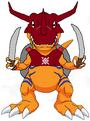 WarriorGreymon
