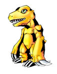 Agumon (Re-Digitize) b