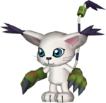 Gatomon dm