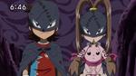 Mikey, Nene, Cutemon (LadyDevimon, Lopmon) t