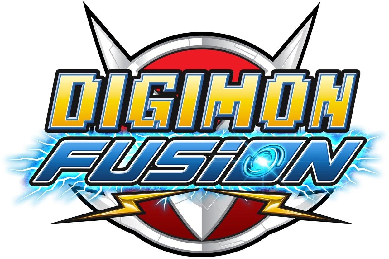 Digimon Fusion t