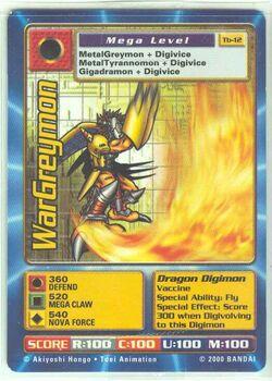WarGreymon Tb-12 (DB)