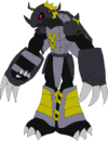 Solomon BlackWarGreymon