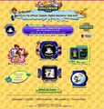 Fox Kids Digimon website original 2