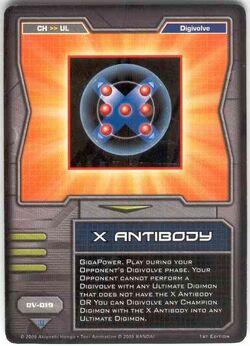 X Antibody DV-019 (DC)
