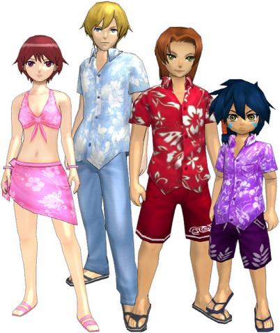 "File:Marcus Damon, Thomas H. Norstein, Yoshino ""Yoshi"" Fujieda, and Keenan Crier (Vacation Clothes) dm.png"