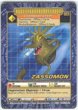 Zassomon St-106 (DB)