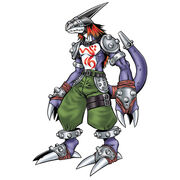 Strikedramon b