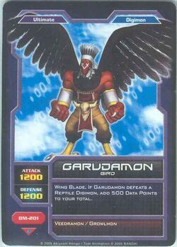 Garudamon DM-201 (DC)