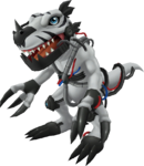 MetalTyrannomon dm