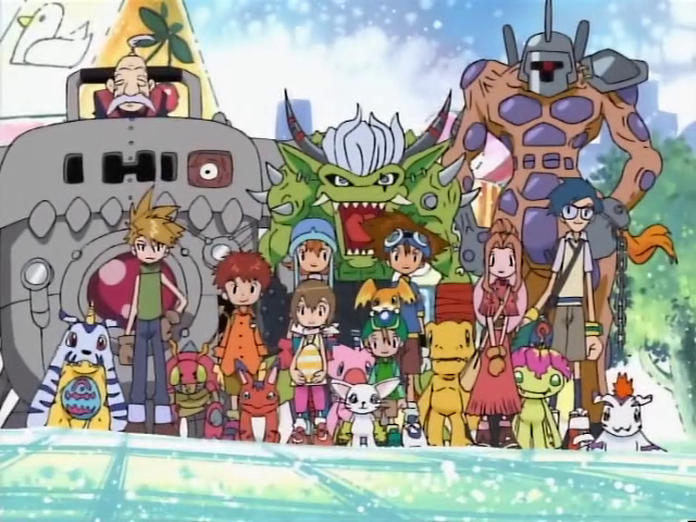 List of Digimon episodes and films  Wikipedia