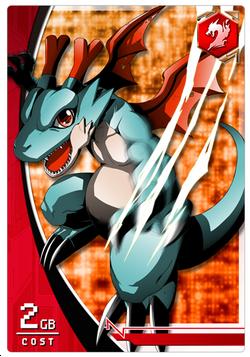 Dracomon 5-081 (DCr)