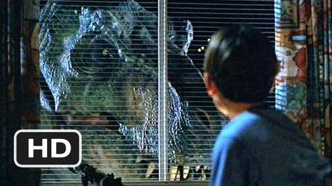 The Lost World Jurassic Park (8 10) Movie CLIP - Backyard Dino (1997) HD