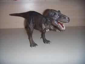 Schleich running T-rex