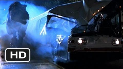 The Lost World Jurassic Park (9 10) Movie CLIP - Downtown Rampage (1997) HD