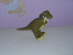Teo the tyrannosaurus