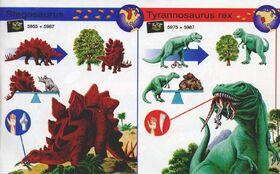 Lego dino island facts