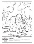 ZT2CB Triceratops