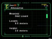 Allosaurus (dc2 danskyl7) (2)