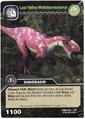 Muttaburrasaurus-Lost Valley TCG Card
