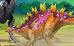 Tuojiangosaurus (Spectral Armor) 2