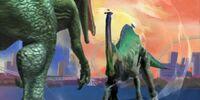 Dinosaur King episode 27