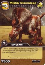 Mighty Diceratops
