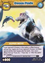 Ocean Panic TCG Card (German)