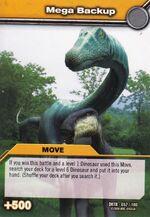 Mega Backup TCG Card