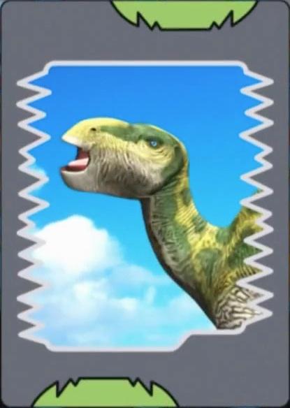 Image - Fukuisaurus card 1.jpg | Dinosaur King | FANDOM ...