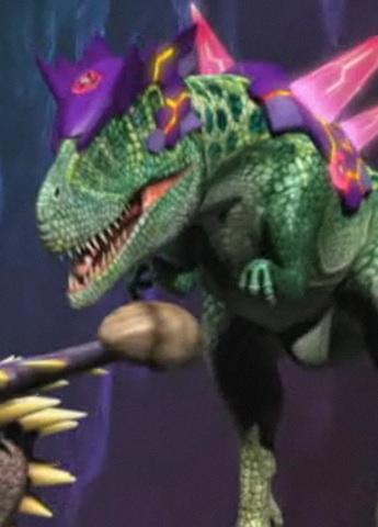 Carcharodontosaurus/Armor | Dinosaur King | FANDOM powered ...