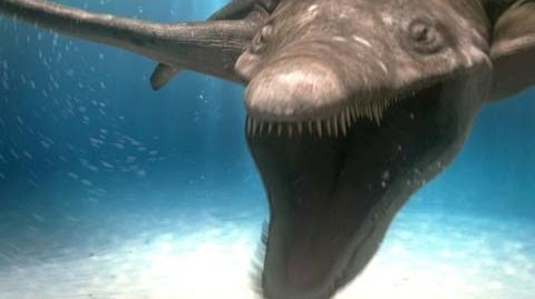 Predator X - Most powerful marine reptile ever - Planet Dinosaur - BBC