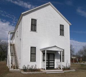 Kerr community center 2008