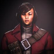 Billie Lurk face render