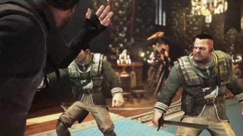 Behind the Music Dishonored 2 Trailer