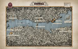 Dunwall map