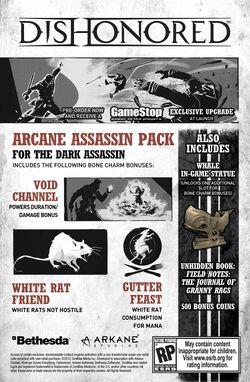 Gamestop-arcane-assassin