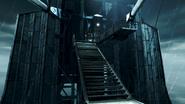 Island stairs