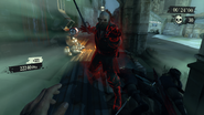 Back alley brawl torturer