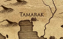 Tamarak location
