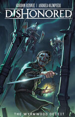 Dishonored Comics Collection Cover