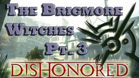 The Brigmore Witches Part 3- Brigmore Manor and Delilah's Masterpiece; High Chaos