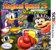 Disney's Magical Quest 3 starring Mickey and Donald - Nintendo 3DS