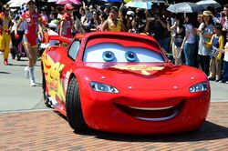 Lighting McQueen HKDL