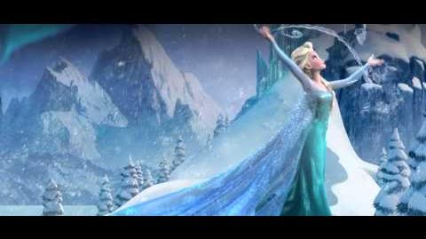 Elsa from Disney's ''Frozen'' - Powers Unleashed
